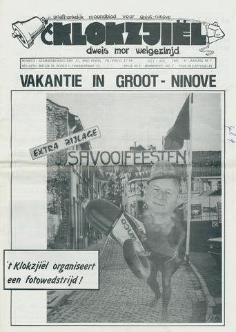 Klokzjiel 1985-07-01
