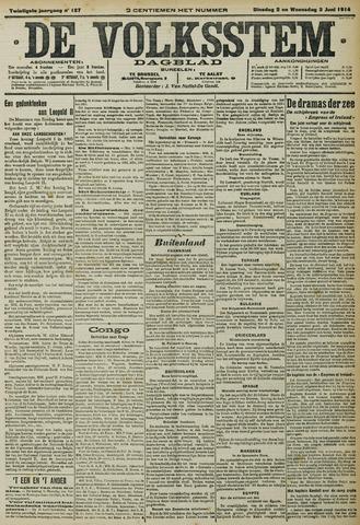 De Volksstem 1914-06-02
