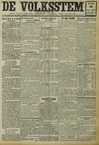 De Volksstem 1932-06-28