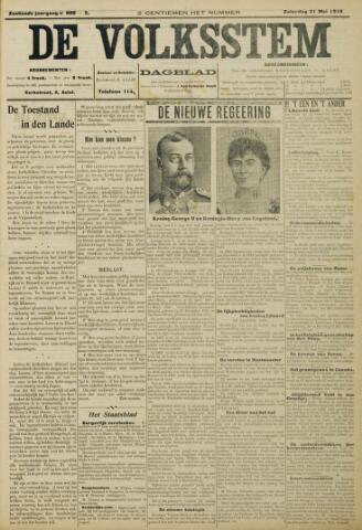 De Volksstem 1910-05-21