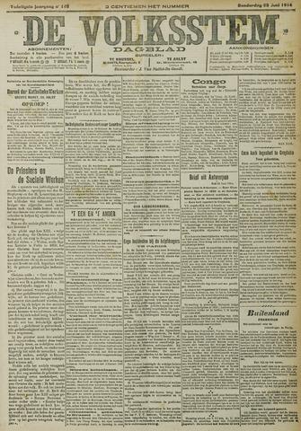 De Volksstem 1914-06-25