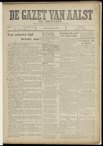 De Gazet van Aalst 1944