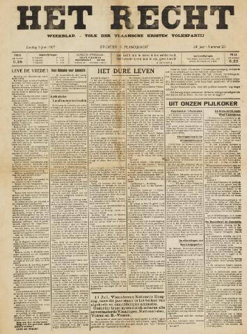 Het Recht 1927