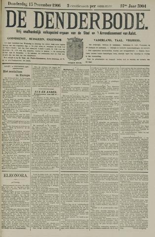 De Denderbode 1906-12-13