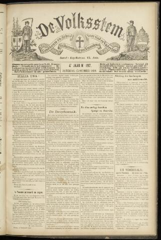 De Volksstem 1898-10-15