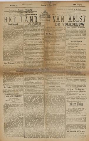 Het Land van Aelst 1908-08-16