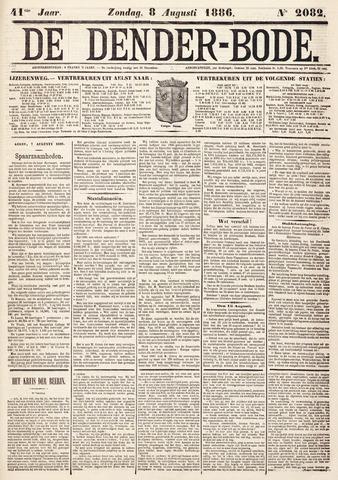 De Denderbode 1886-08-08