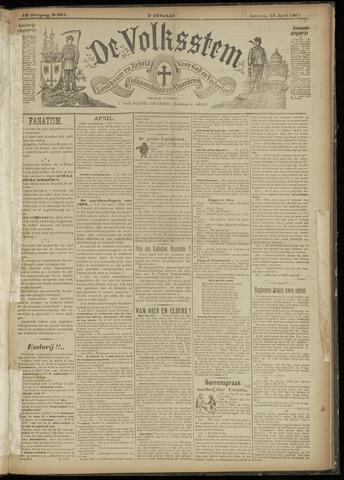 De Volksstem 1907-04-13