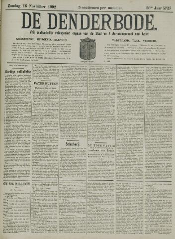 De Denderbode 1902-11-16