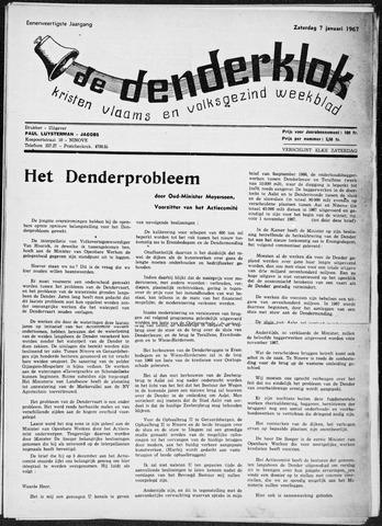 Denderklok 1967