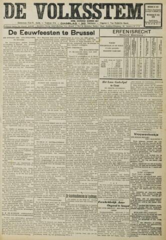 De Volksstem 1930-07-22