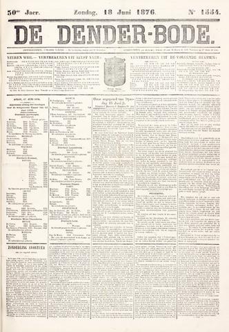 De Denderbode 1876-06-18