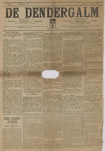 De Dendergalm 1887