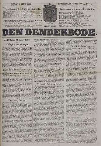 De Denderbode 1860-04-01