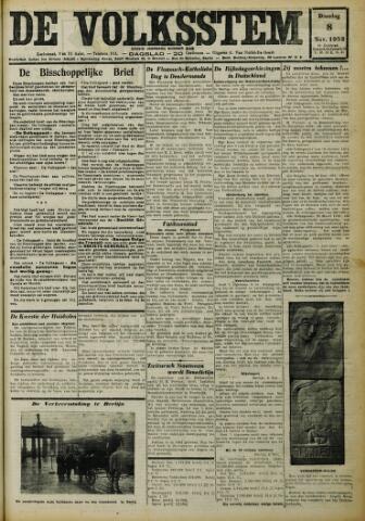 De Volksstem 1932-11-08