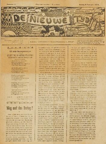 De Nieuwe tijd 1918