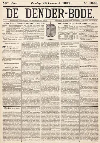 De Denderbode 1882-02-26