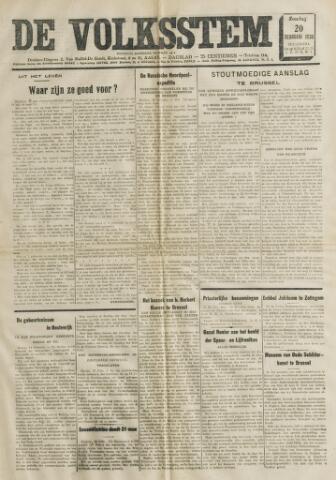 De Volksstem 1938-02-20