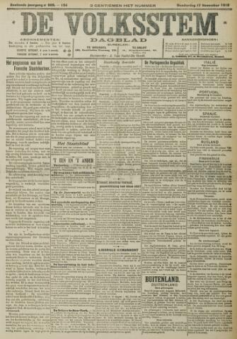 De Volksstem 1910-11-17
