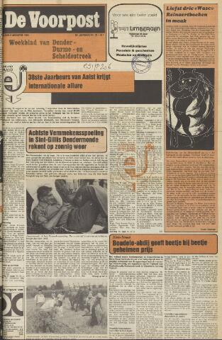 De Voorpost 1985-08-09