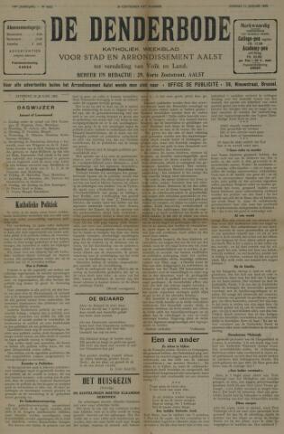 De Denderbode 1925-01-11