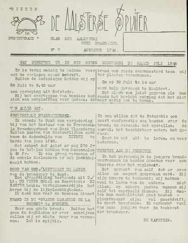 De Aalsterse Spuiter 1948-08-01