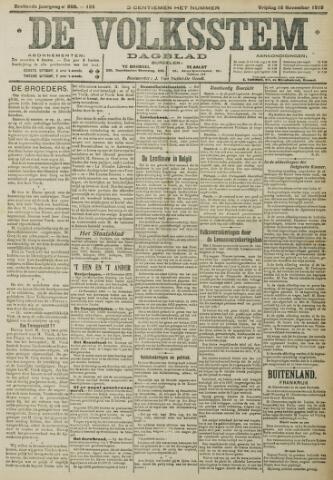 De Volksstem 1910-11-18