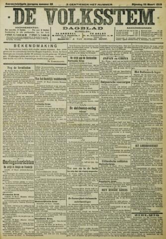De Volksstem 1915-03-23