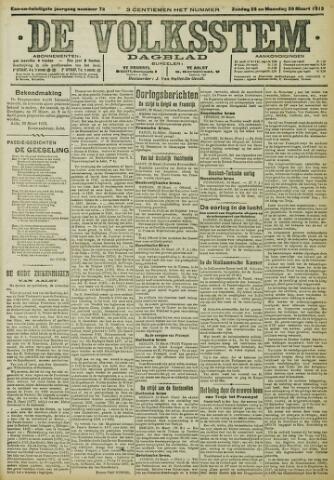 De Volksstem 1915-03-28