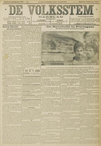 De Volksstem 1910-10-11