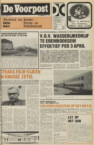 De Voorpost 1977-03-25