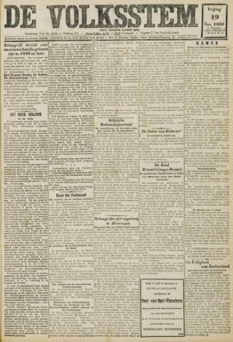 De Volksstem 1930-12-19