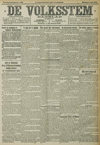 De Volksstem 1914-06-09