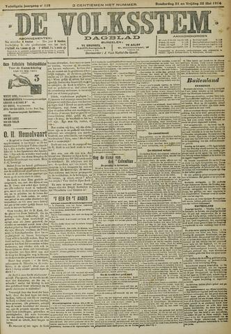 De Volksstem 1914-05-21