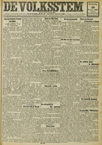 De Volksstem 1923-11-29