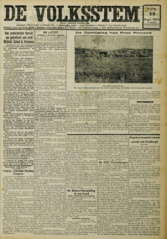 De Volksstem 1932-08-19