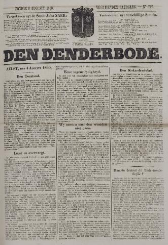 De Denderbode 1860-08-05