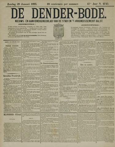 De Denderbode 1893-01-29