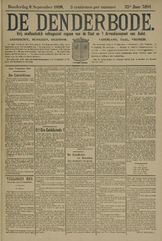 De Denderbode 1898-09-08