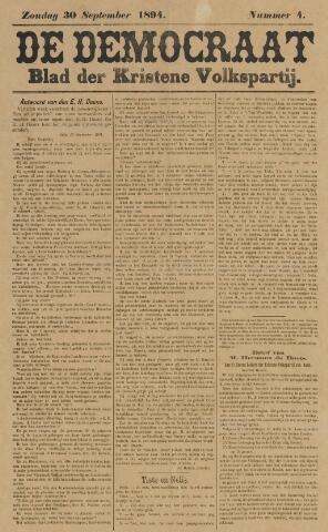 De Democraat 1894