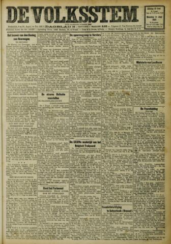 De Volksstem 1923-06-10