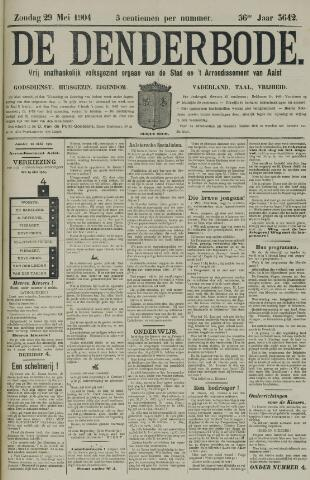 De Denderbode 1904-05-29