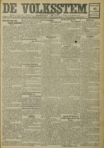 De Volksstem 1926-12-23