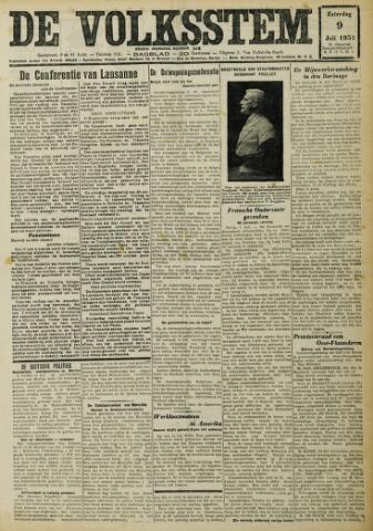 De Volksstem 1932-07-09