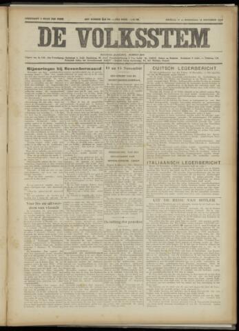 De Volksstem 1941-11-11