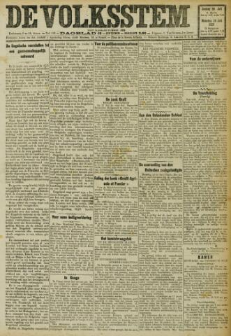 De Volksstem 1923-07-29