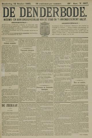 De Denderbode 1893-10-12