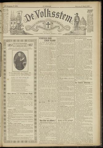 De Volksstem 1907-04-06