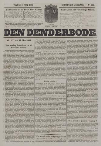 De Denderbode 1859-05-15