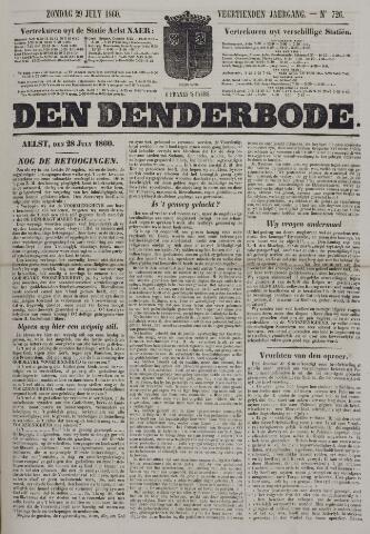 De Denderbode 1860-07-29